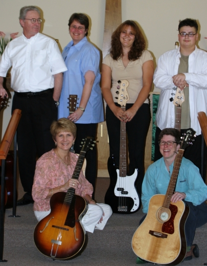 Guitar Choir